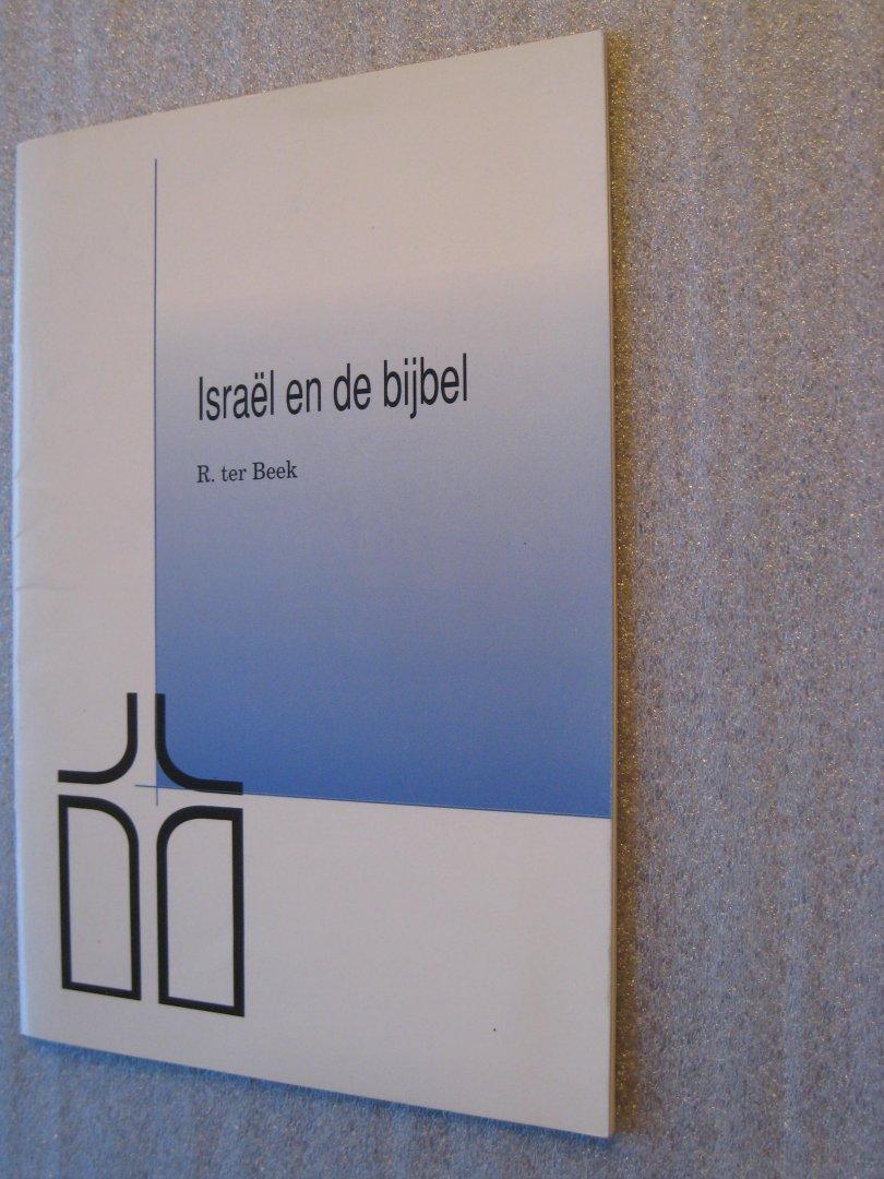 Beek, R. ter - Israel en de bijbel