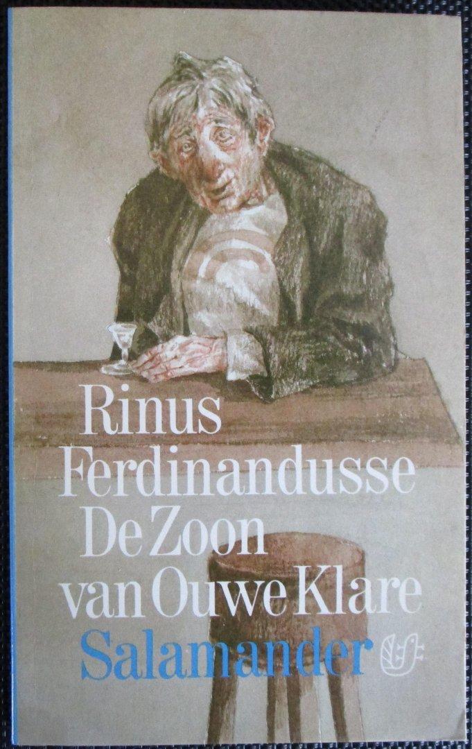 Ferdinandusse, Rinus - De zoon van Ouwe Klare