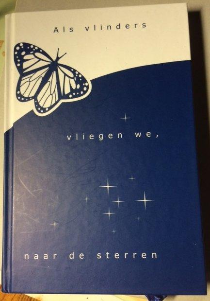 New Boekwinkeltjes.nl - Als vlinders vliegen we naar de sterren &VC06