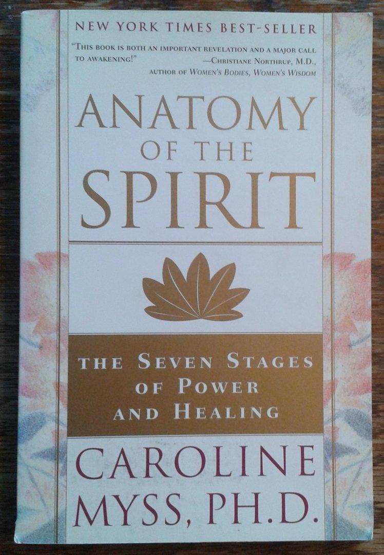 Anatomy Of The Spirit By Caroline Myss Image collections - human ...