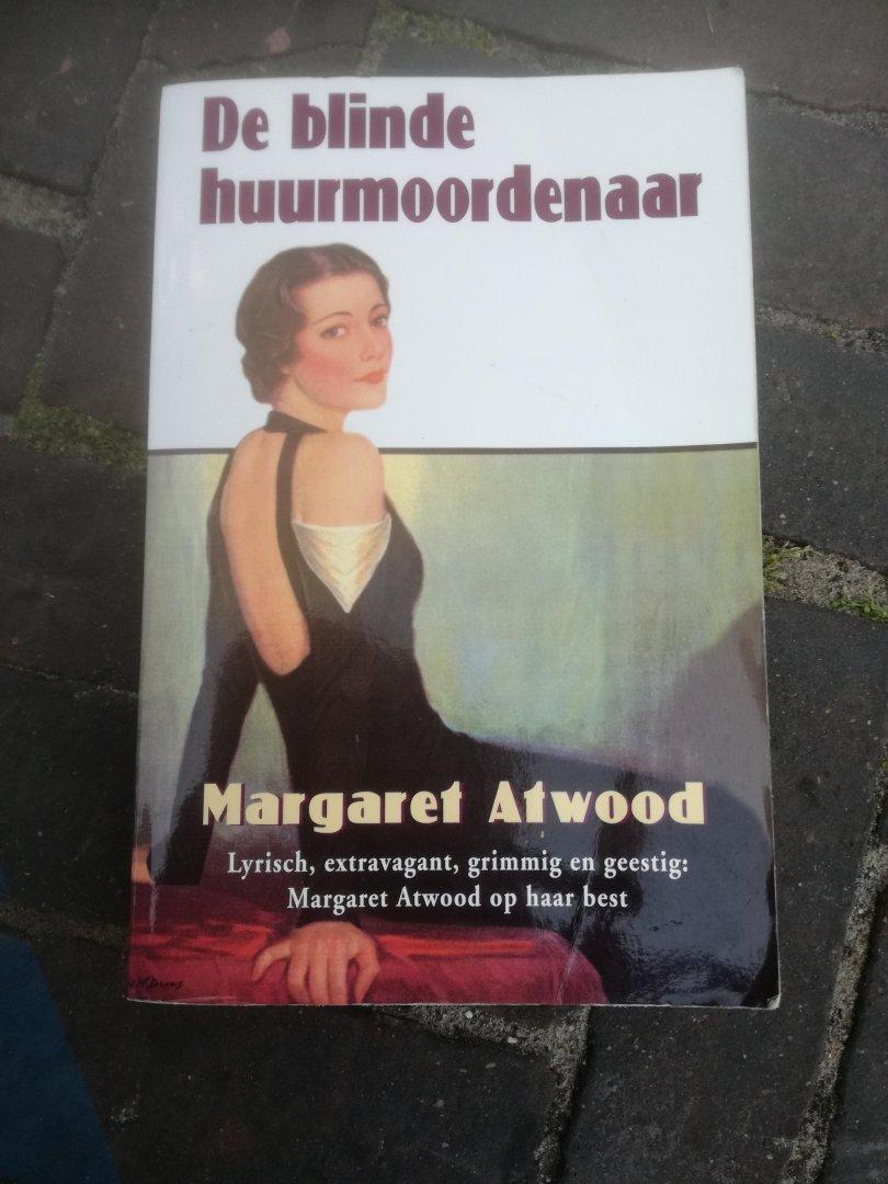 Atwood, Margaret - De blinde huurmoordenaar