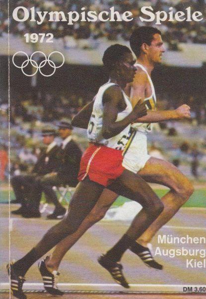 Holtzendorff-Fehling jun., Werner von - Olympische Spiele 1972. München, Augsburg, Tiel