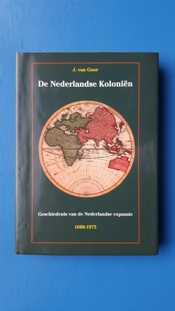 Goor, J. van - De Nederlandse Koloniën