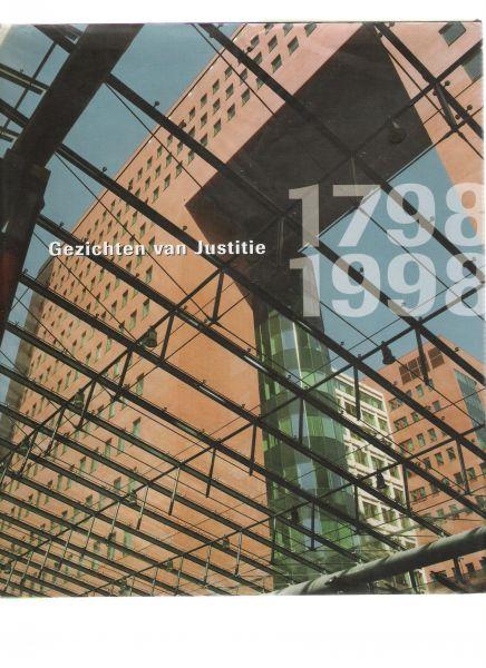 rothhuizen, william - gezichten van justitie 1798 - 1998 ( fotografie herman van doorn )