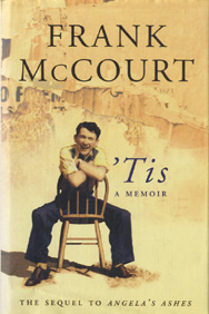 McCourt, Frank - Tis, a memoir
