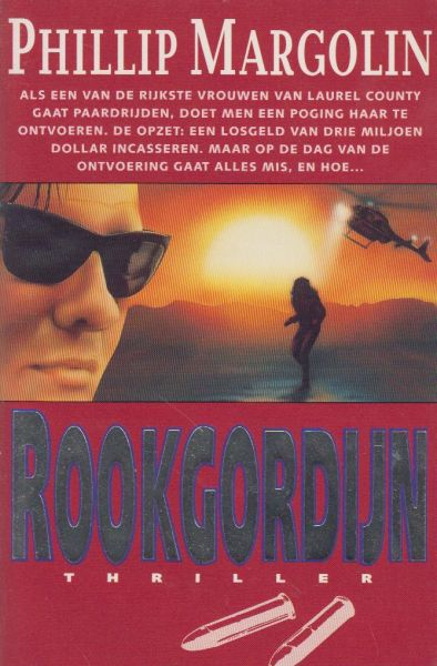 Margolin, Phillip - Rookgordijn, thriller. Vert. Tom van Son