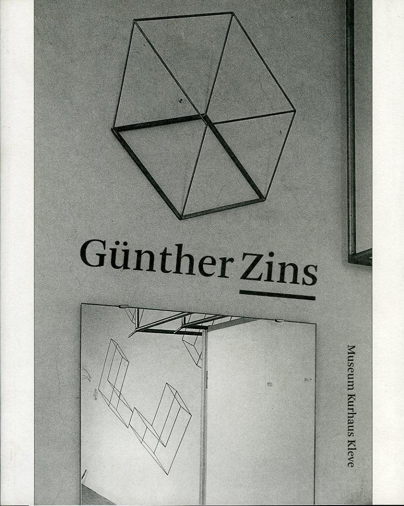 Günther Zins. Museum Kurhau...