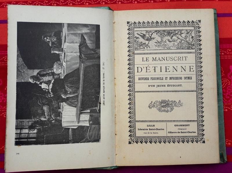 Etienne Hochedais - Le Manuscrit d'Etienne