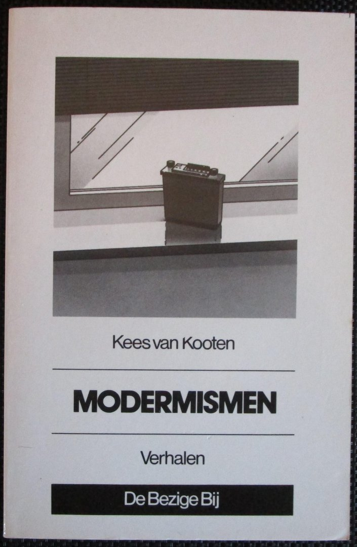 Van Kooten, Kees - Modernismen