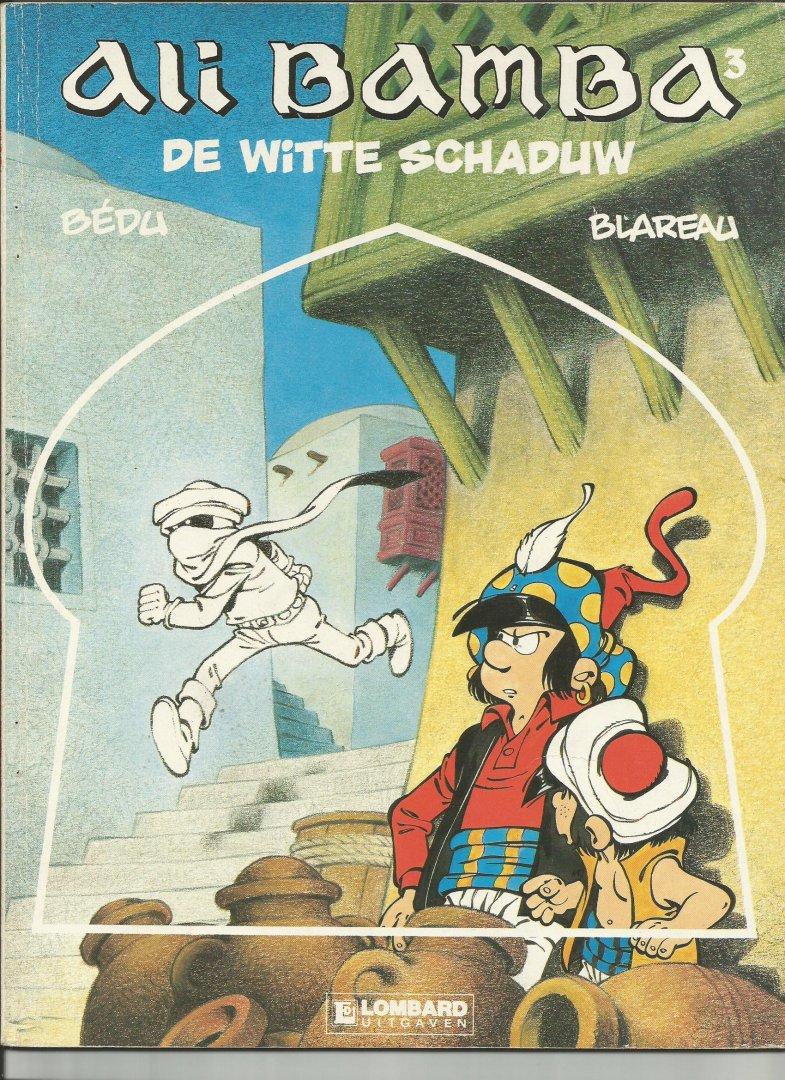 Bedu / Blareau - Ali Bamba 3 - De witte schaduw