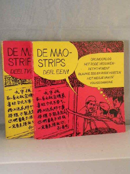divers - De Mao-strips deel 1 en 2