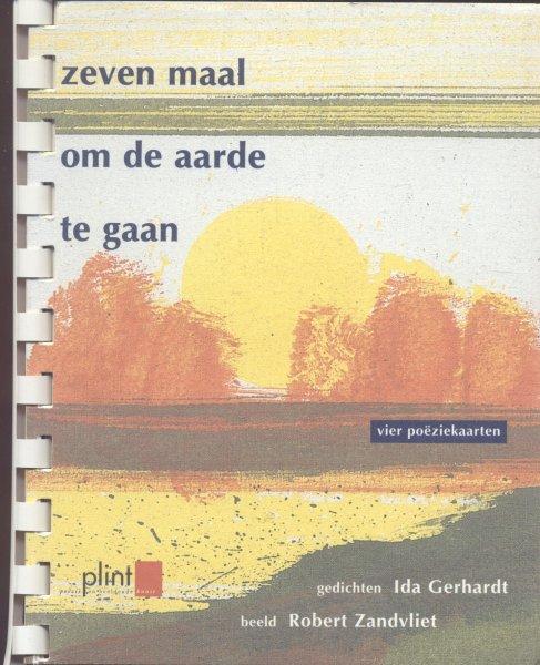 Boekwinkeltjesnl Gerhardt Ida Zeven Maal Om De Aarde