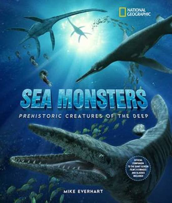 Everhart, Michael - Sea Monsters / Prehistoric Creatures of the Deep