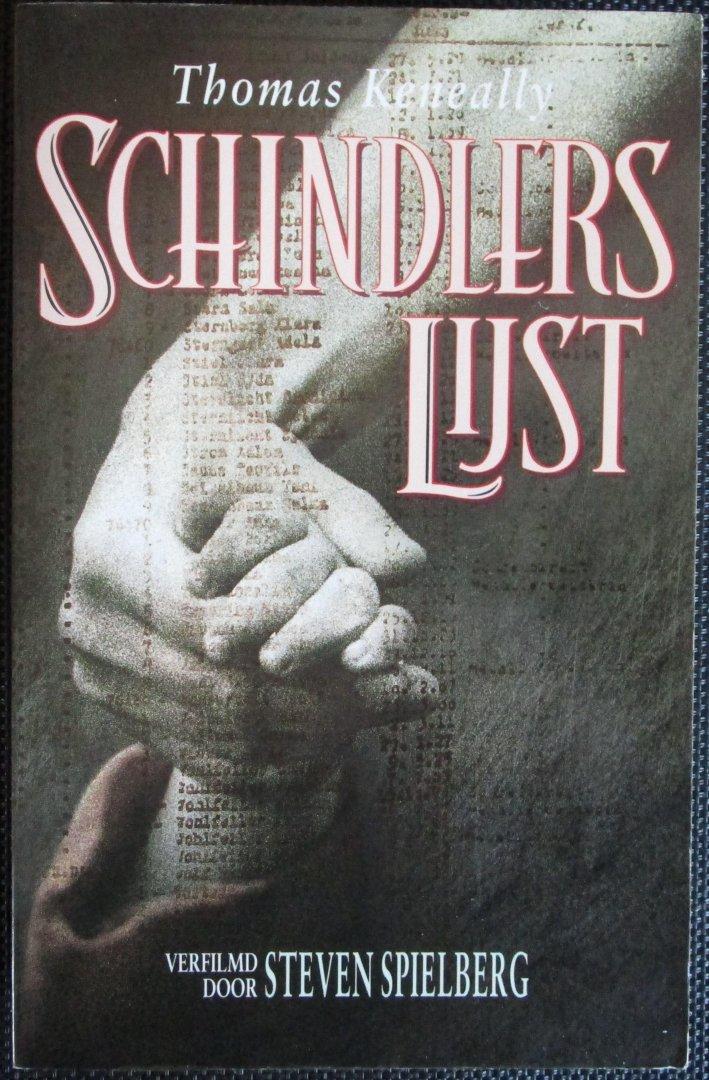 Keneally,  Thomas - Schindlers lijst