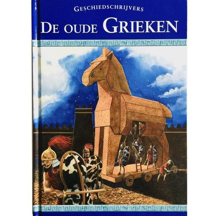 Oliver, Clare - Geschiedschrijvers / De oude Grieken
