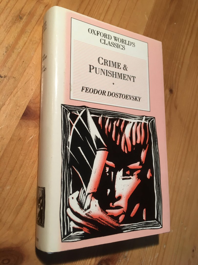 Dostoevsky, F - Crime & Punishment