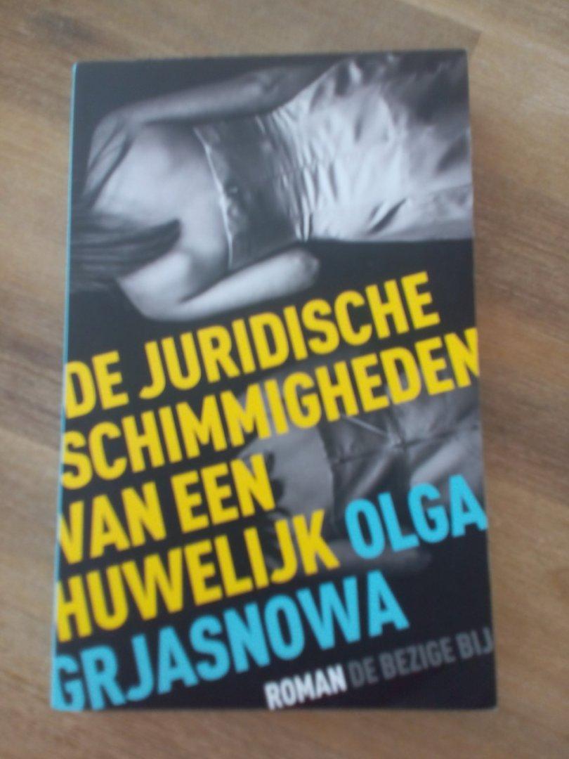 Grjasnowa, Olga - De juridische schimmigheden van een huwelijk