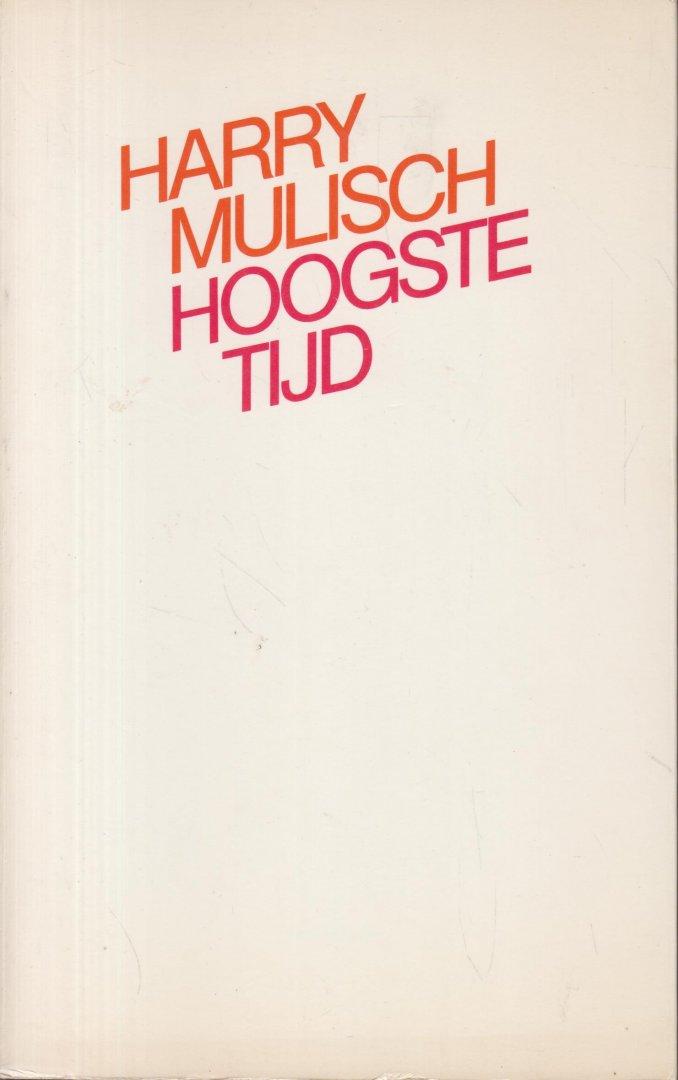 Mulisch (July 29, 1927 - October 30, 2010), Harry Kurt Victor - Hoogste tijd -  Een oude man, ooit een tweederangs artiest, wordt uitgenodigd om de hoofdrol te vertolken in een stuk over een in 1904 overleden, beroemde toneelspeler. Hij bloeit eerst op in het moderne Amsterdam.