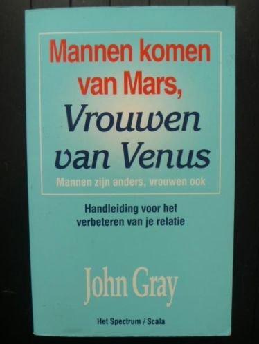Gray, John - Mannen komen van Mars, vrouwen van Venus