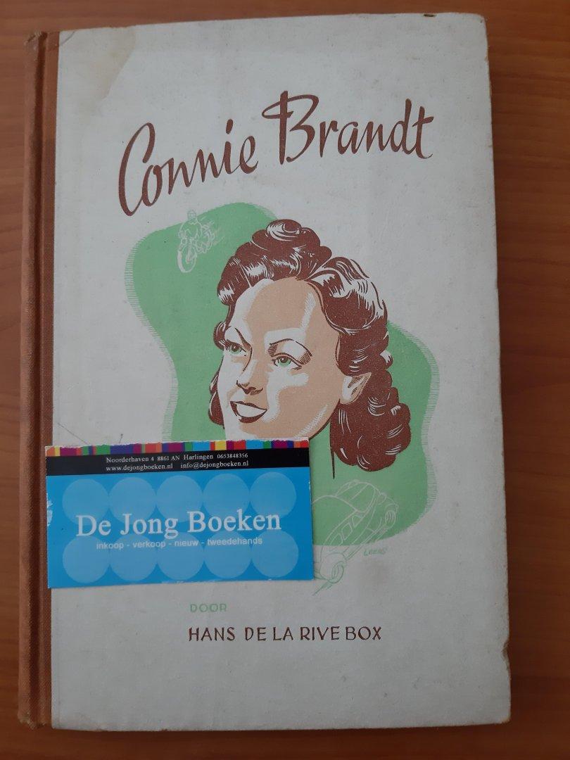 Hans de la Rive Box - Connie Brandt