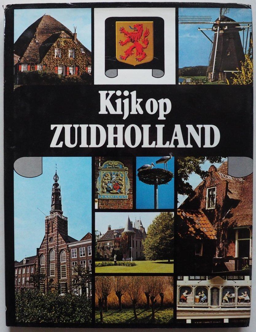 Bouws, Tom; Fotograaf Scherer Kees e.a - Kijk op Zuid-Holland