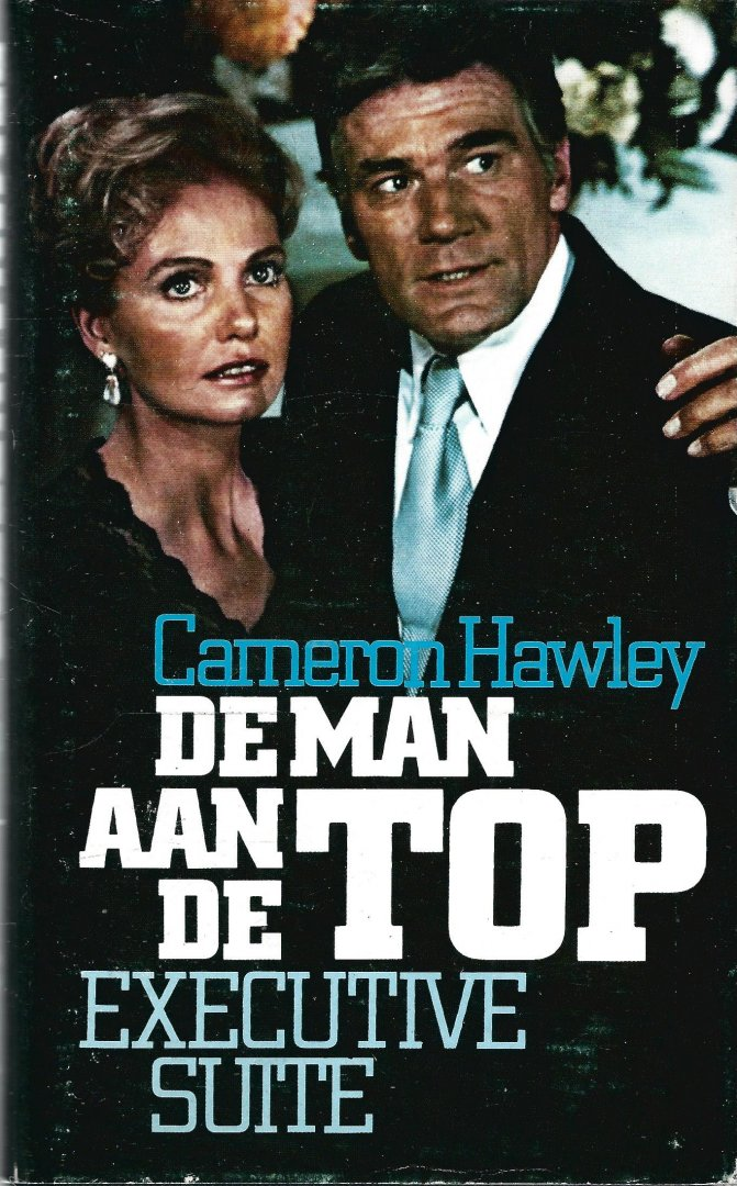 Hawley, Cameron - DE MAN AAN DE TOP