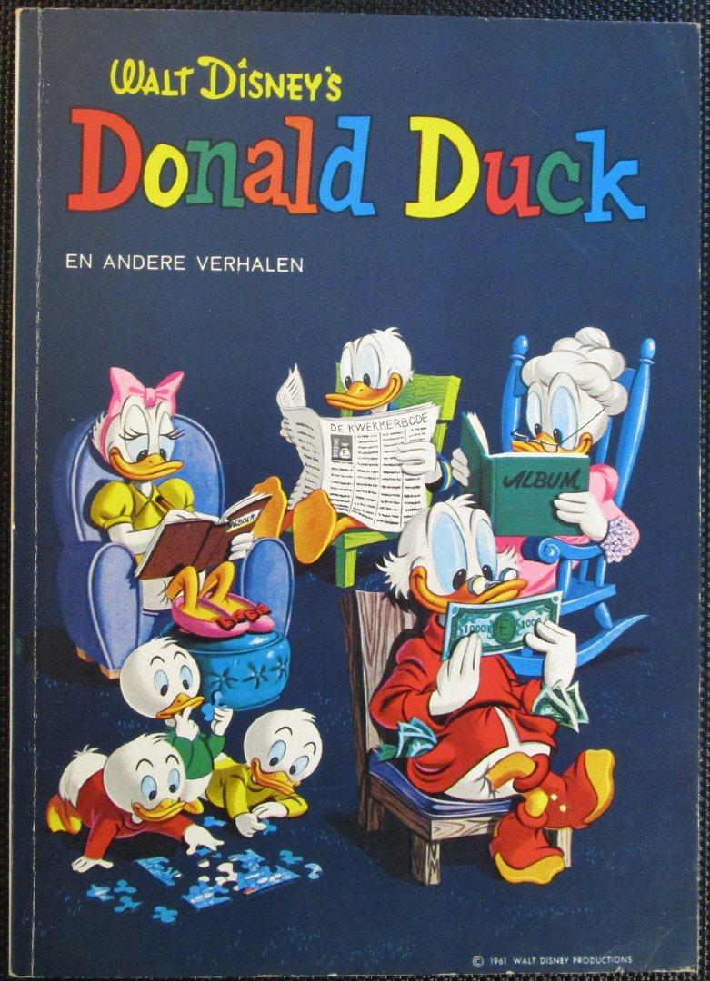 Disney, Walt - DONALD DUCK en andere verhalen