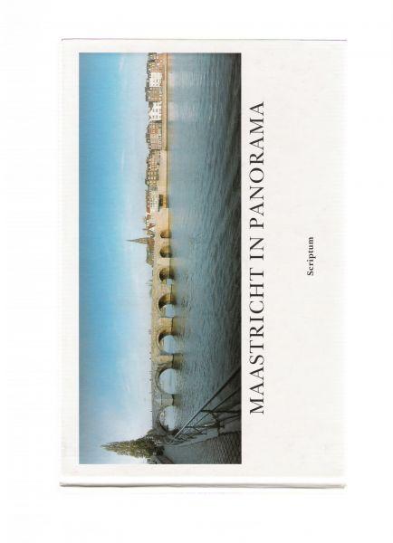 jenniskens, a. - maastricht in panorama ( fotografie han dijkstra )