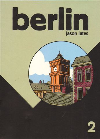 Lutes, Jason - Berlin 2, 24 pag geniete softcover, gave staat (engelstalige comic)