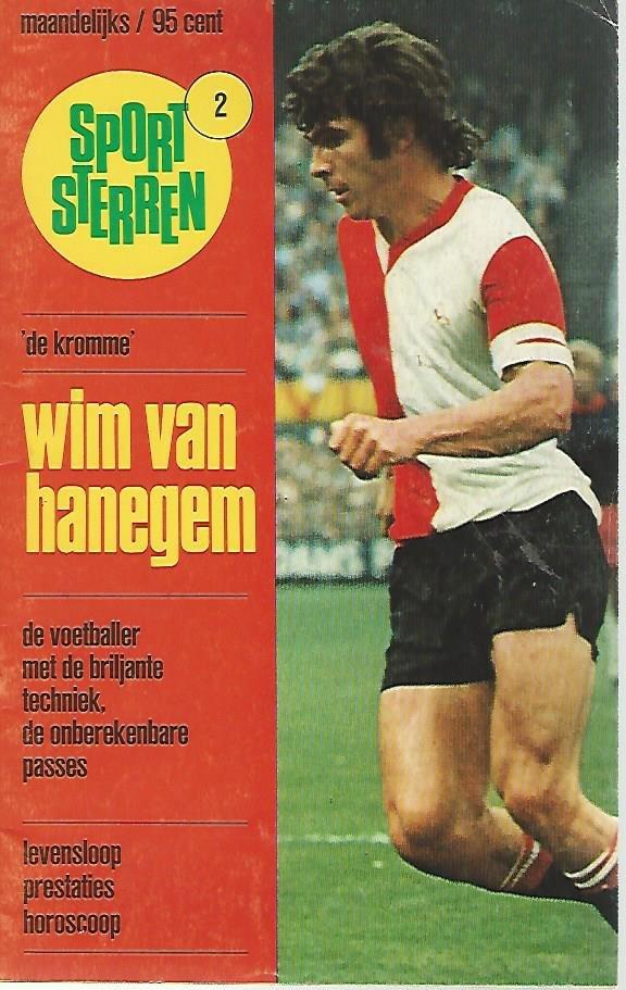 VENTE, ROB - Sportsterren 2 Wim van Hanegem -Wim van Hanegem