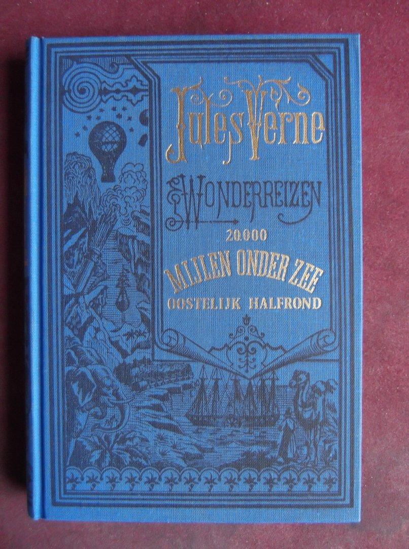 Verne, Jules - 20.000 mijlen onder zee. Oostelijk halfrond