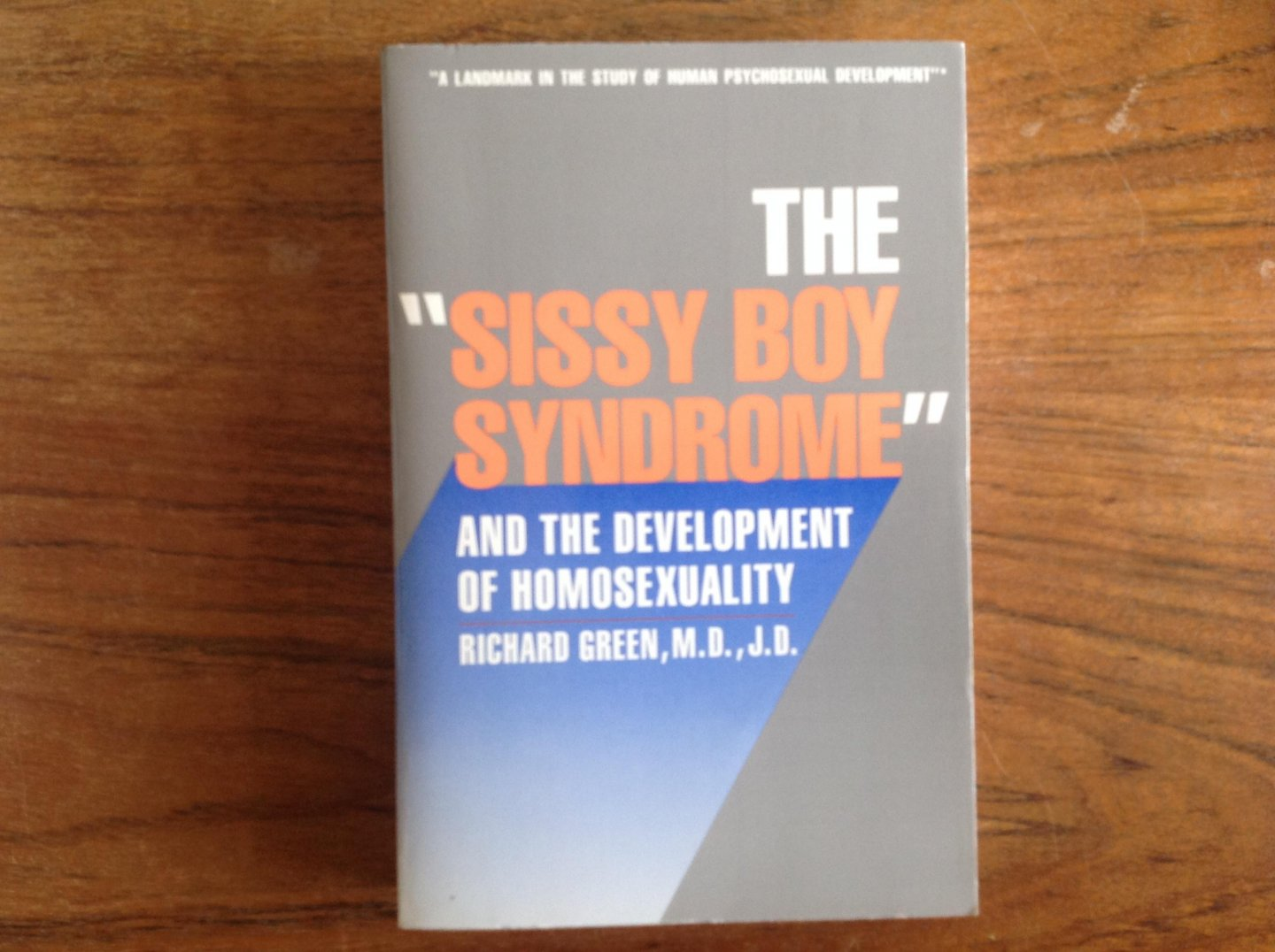 Sissy boy syndrome and the development of homosexuality foto 99