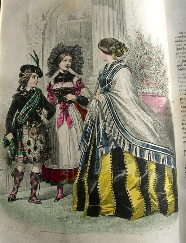 Goubaud en Sajou - Journal des Dames et des Demoiselles