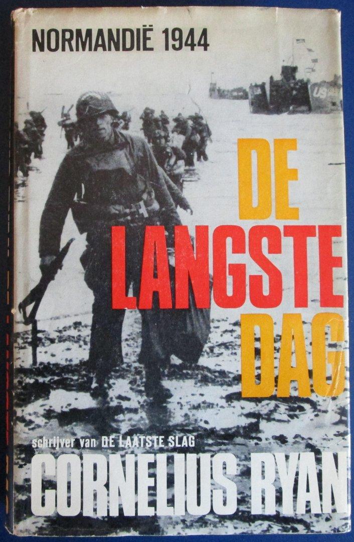 Ryan, Cornelius - De langste dag - Normandië 1944