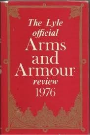 Curtis, Tony / Margaret Anderson - The Lyle official  ARMS AND ARMOUR review 1976