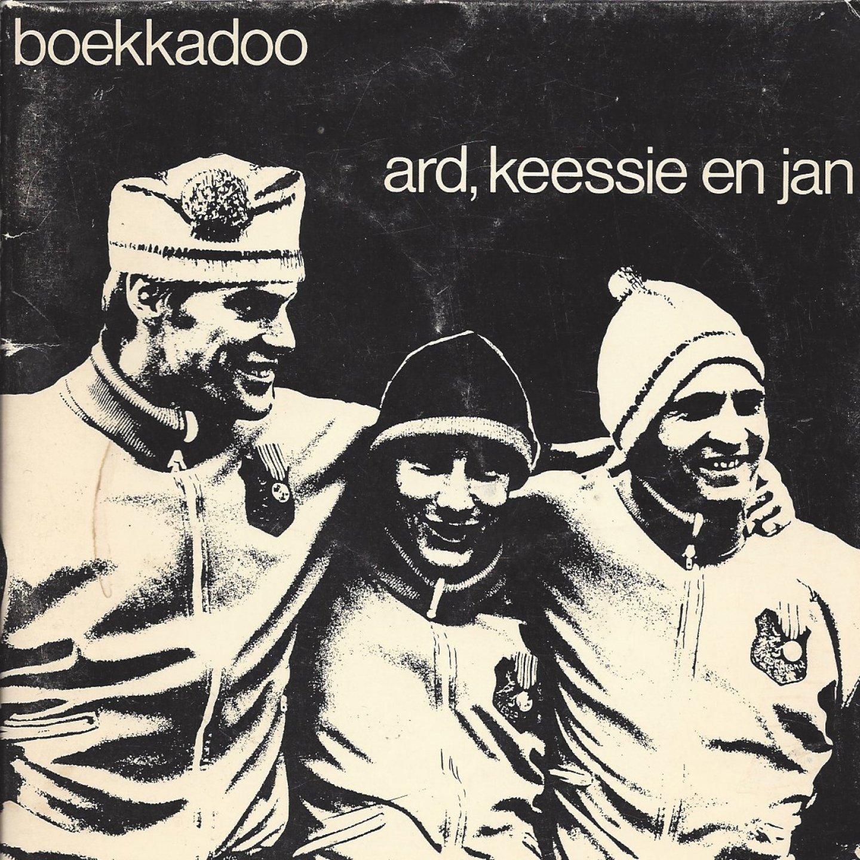 JESSE, WIM - Ard, Keessie en Jan -Boekkadoo