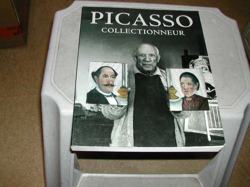 seckel-klein, helene - PICASSO  COLLECTIONNEUR