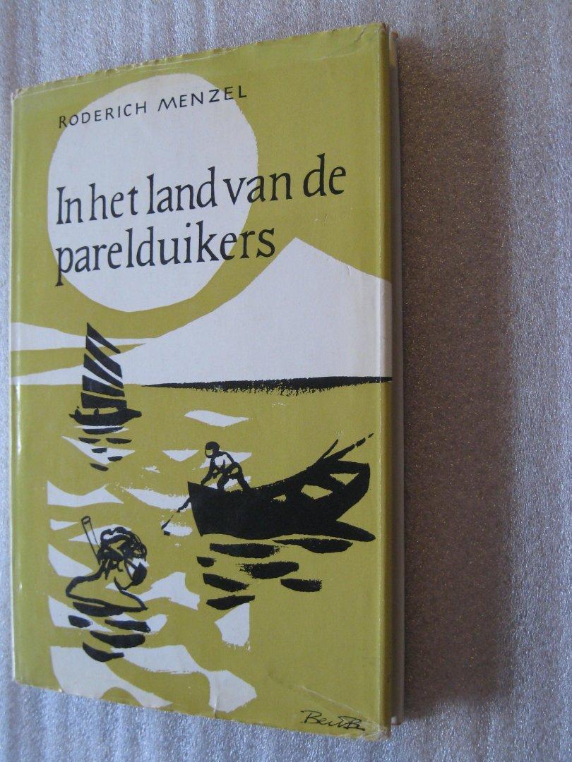 Menzel, Roderich - In het land van de parelduikers