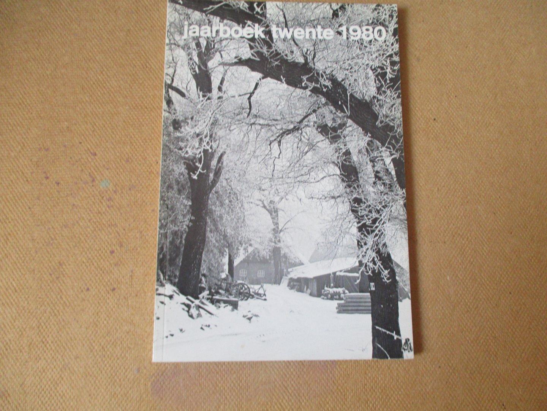 Jaarboek Twente / diverse auteurs - 1980 - Jaarboek Twente - negentiende jaar