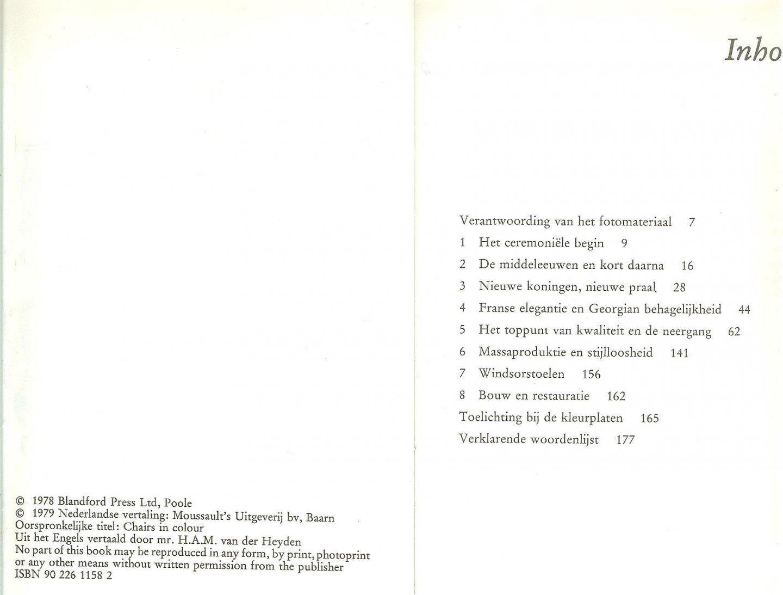 Kleurplaten Engels Vertalen.Boekwinkeltjes Nl Stoelen In Kleur