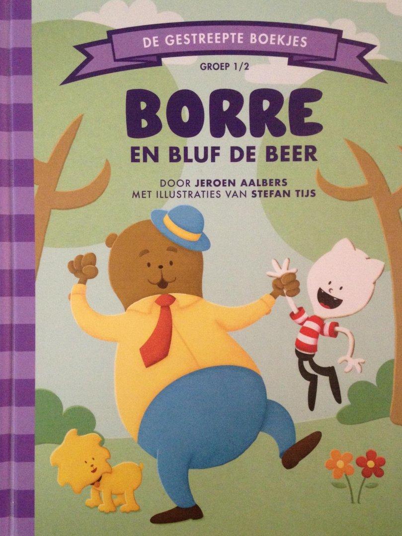 Image result for Borre en bluf de beer