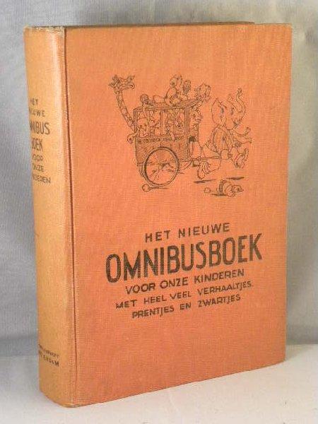 Boone en Hamaker (samenst.) - Het nieuwe Omnibus-boek (bundeling 2 dln)