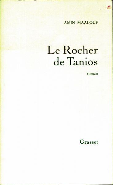 Maalouf, Amin - Le Rocher de Tanios. Roman [tekst FA]