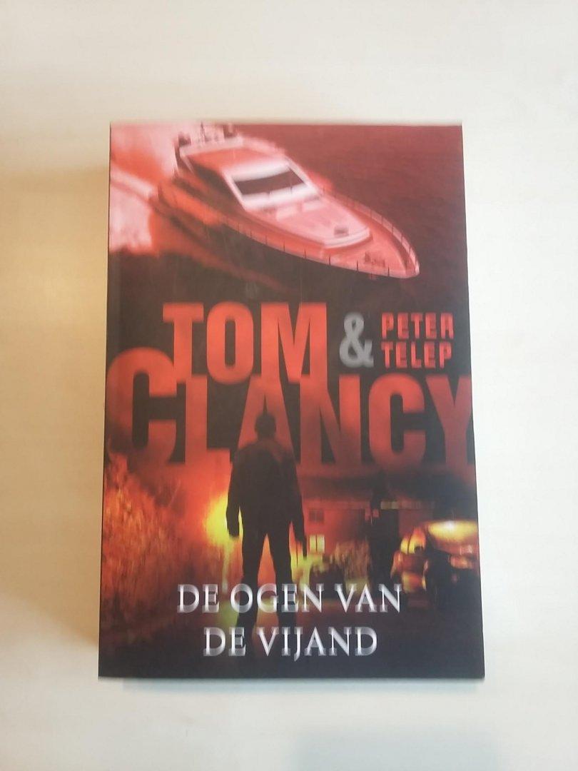 Clancy, Tom, Telep, Peter - De ogen van de vijand