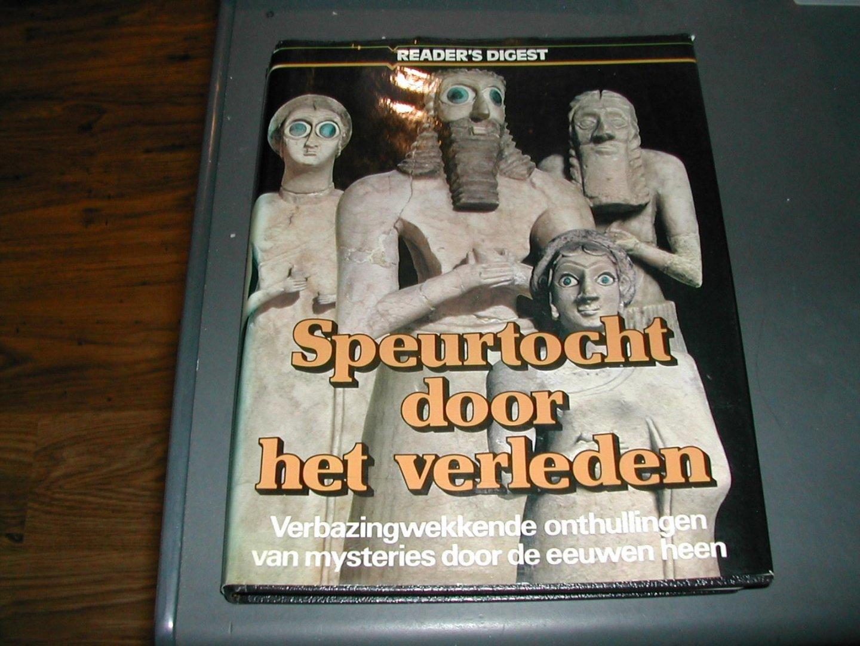 - SPEURTOCHT  DOOR  HET  VERLEDEN    verbazingwekkende  onthullingen  van  mysteries  door  de  eeuwen  heen