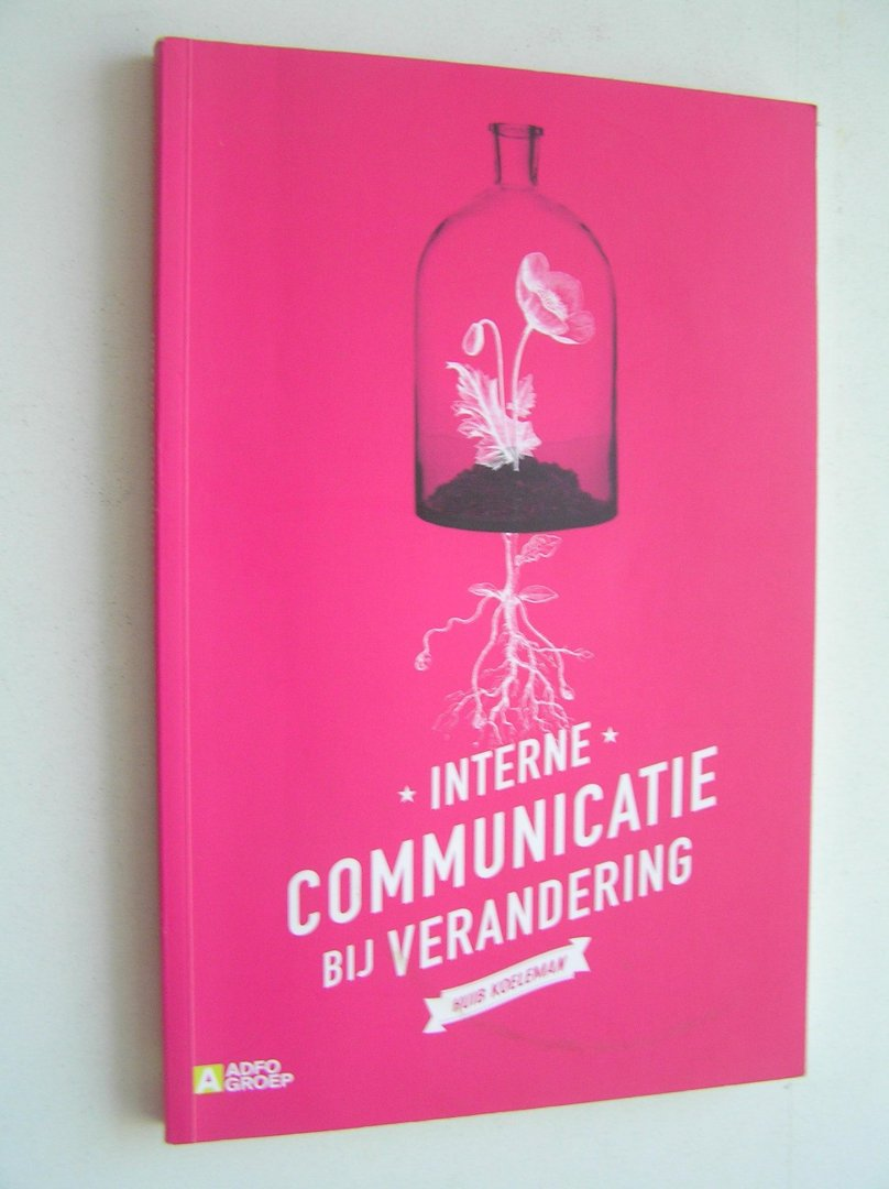 interne communicatie bij verandering koeleman