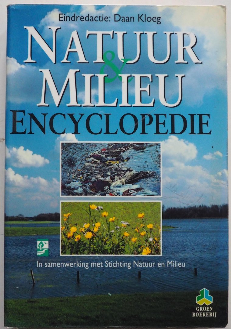 Kloeg Daan e.a., ill. Kloeg, Vulpen, e.a. - Natuur Milieu Encyclopedie