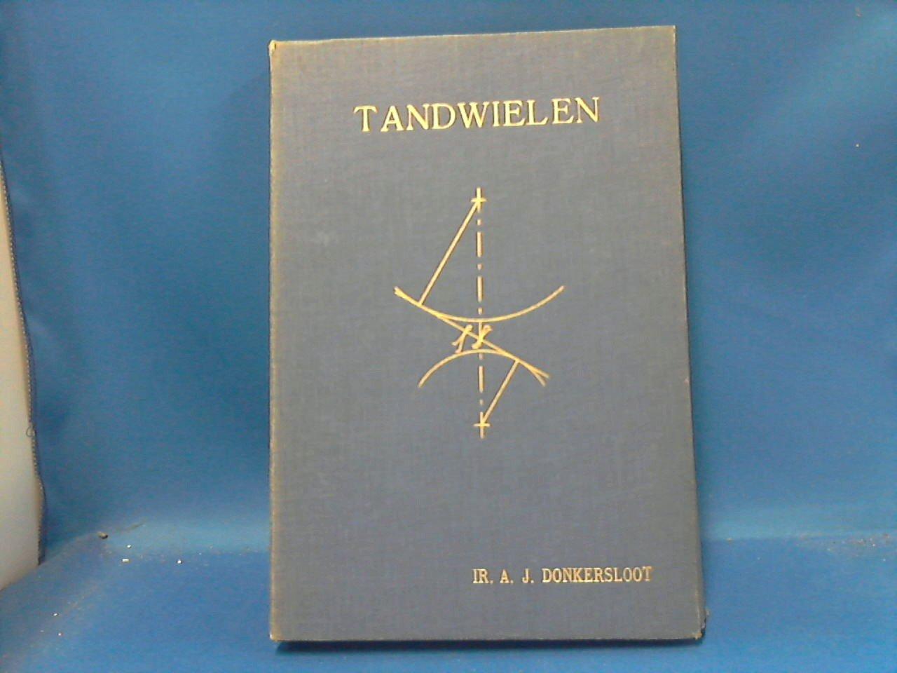 Donkersloot A.J. - Tandwielen, 1963
