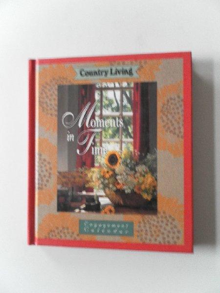 Carley, Rachel; Illustrator : Melchior, Jan - Country Living Moments in Time Engagement Calendar (onbeschreven)