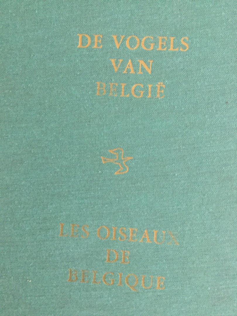 - De vogels van België delen I & Ii